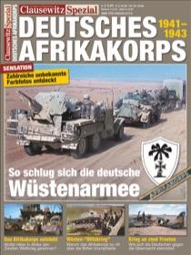 Clauswitz Spezial 15: Das Deutsche Afrikakorps
