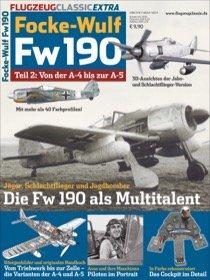 FLUGZEUG CLASSIC EXTRA Focke-Wulf Fw 190 Teil 2