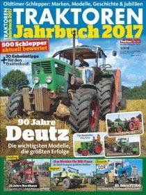 Traktoren Jahrbuch, 90 Jahre Deutz
